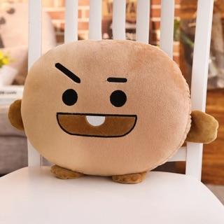 Thú bông BT21 – Thú bông BTS siêu dễ thương (Van, TaTa, Chimmy, Koya, RJ, Shooky, Mang, Cooky)