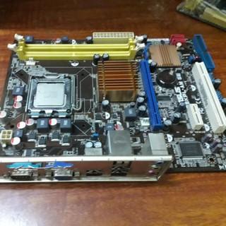 Combo main G31, Cpu E8400, Fan thumbnail