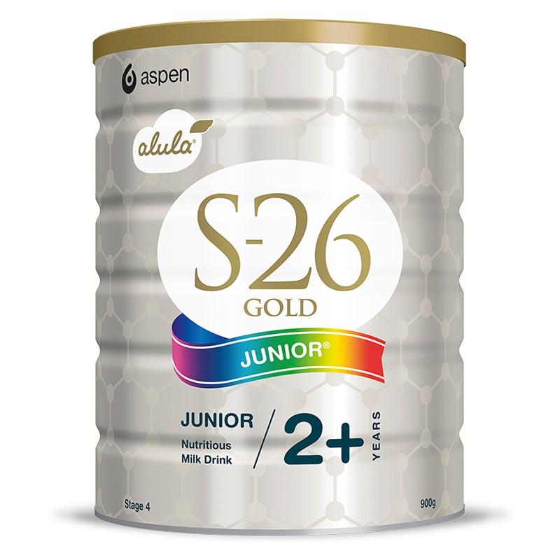 Sữa S26 Úc số 4 - 900g