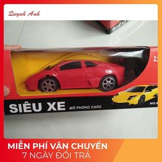 [HOT TREND 2019] Ô Tô Ferrari Điều Khiển Từ Xa Cho Bé