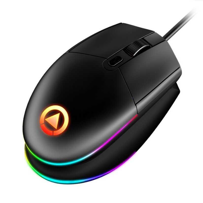 Chuột game Gaming mouse G3SE led RGB cực đẹp (Đen)