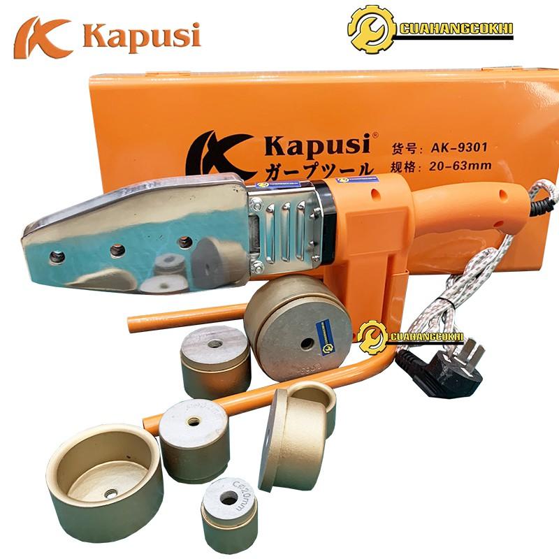 Máy hàn ống nhiệt PPR 20-63 Nhật Kapusi - Máy hàn nhiệt ống nước PPR