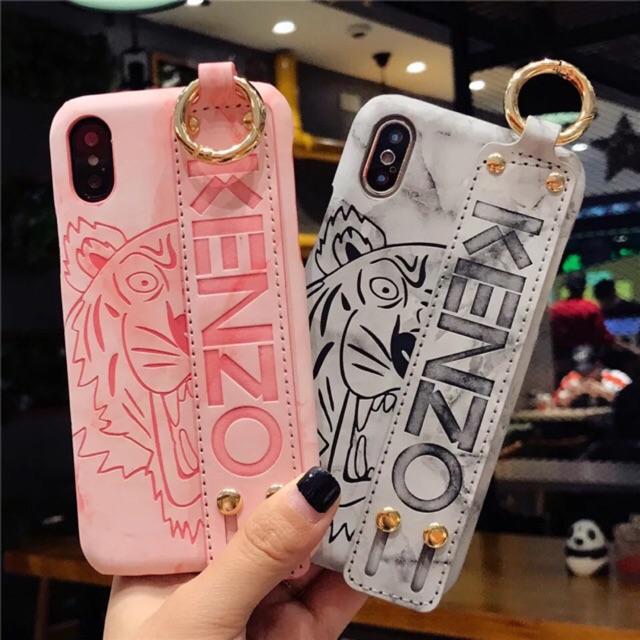 Ốp lưng KENZO DA - Iphone 5 -> 8Plus