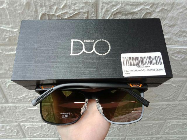 Kính Duco phân cực M560 full box, xách tay Mỹ, có bill chính hãng up ở ảnh cuối