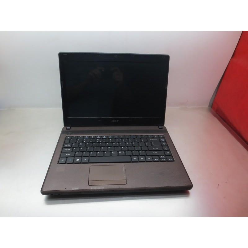 Laptop Cũ Acer Aspire 4738/ CPU Core i5-M560/ Ram 4GB/ Ổ Cứng HDD 500GB/ VGA Intel HD Graphics/ LCD 14.0'' inch
