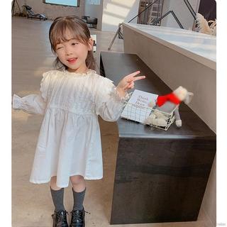 đầm công chúa Xòe Công Chúa Tay Phồng Cho Bé 2-8 Tuổi