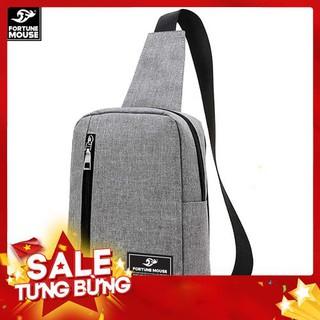 Túi đeo chéo thời trang vải xước Fortune Mouse C280 -Hàng nhập khẩu