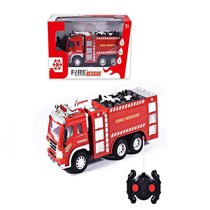 Xe cứu hỏa có điều khiển