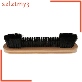 """[YOLO] 12"""" Large Wooden Pool Snooker Billiard Table Brush Felt Cleaner Accessory"""
