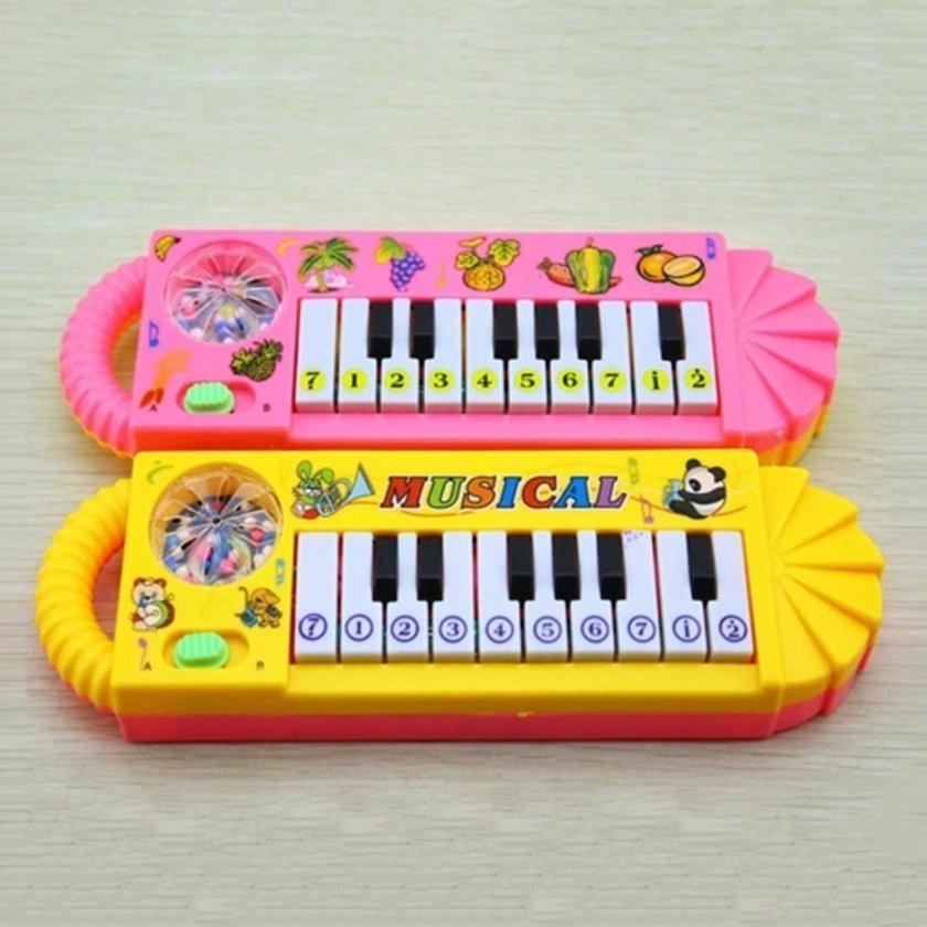 【Kiss】Đồ chơi đàn piano cho bé