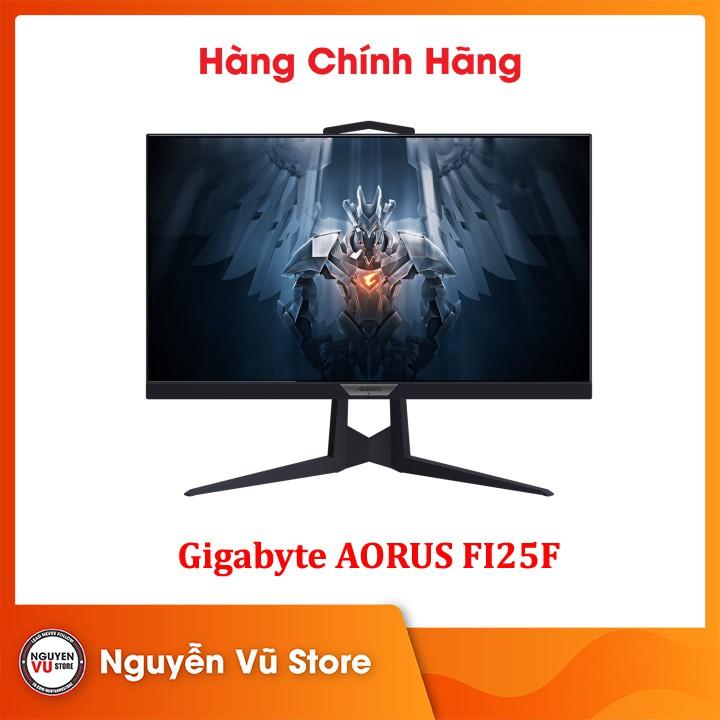 Màn Hình Gaming Gigabyte AORUS FI25F(1920x1080/240hz/0.4ms/IPS) - Hàng Chính Hãng