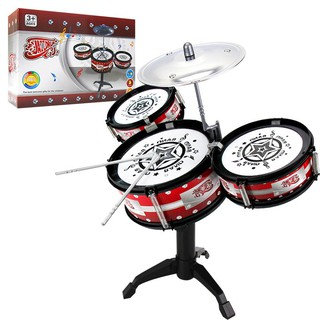 [HOT ITEM] BỘ 3 TRỐNG JAZZ DRUM – THE MIKI KIDS