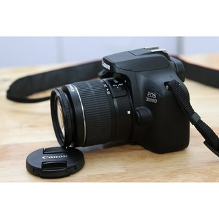 Máy ảnh Canon 3000D