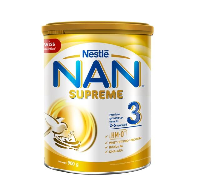 Sữa bột Nan Supreme 3 (900g)