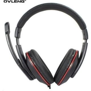 Tai nghe máy tính  OVLENG X10 - Âm thanh chất lượng - êm tai không bị lọt tiếng ra ngoài - Chất lượng cao