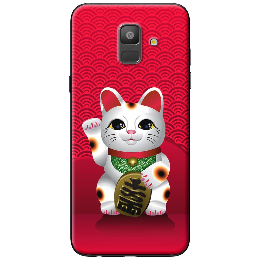 Ốp lưng nhựa dẻo Samsung A6 2018, A6 Plus Mèo thần tài - 3352224 , 1212950771 , 322_1212950771 , 120000 , Op-lung-nhua-deo-Samsung-A6-2018-A6-Plus-Meo-than-tai-322_1212950771 , shopee.vn , Ốp lưng nhựa dẻo Samsung A6 2018, A6 Plus Mèo thần tài