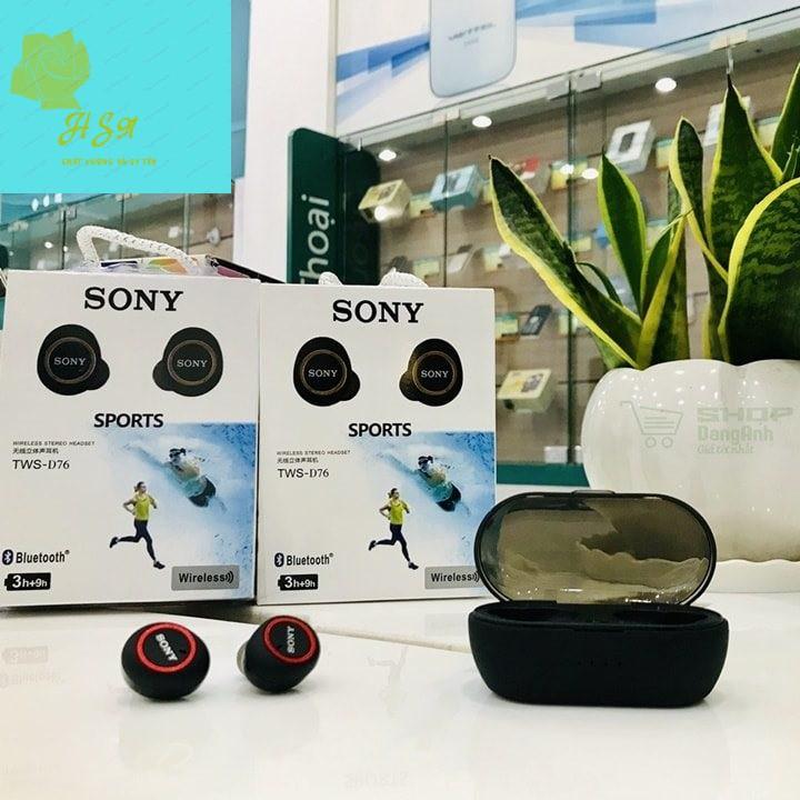 Tai Nghe Bluetooth không dây sony TWS-D76