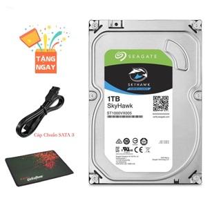 Ổ cứng HDD 1TB Seagate SkyHawk 3.5 inch chuyên dụng - BH 24 tháng thumbnail