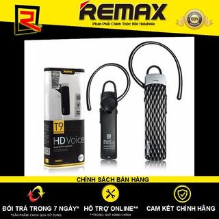 [Mã ELFLASH5 giảm 20K đơn 50K] Tai nghe Bluetooth Remax RB-T9 (Đen)