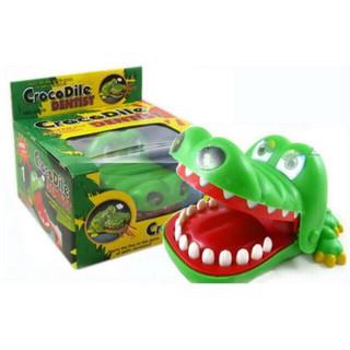 Combo sỉ 10 bộ khám răng cá sấu Esỉ
