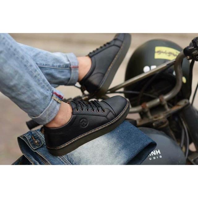 Giày  nam đế cao giày đoctor