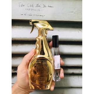 [Tiemchietnuochoa][Mẫu Thử Nước Hoa Nữ Moschino Gold Fresh Couture EDP] thumbnail