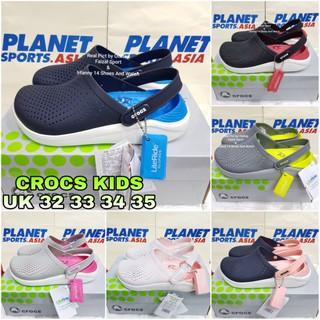 Giày Crocs Size 30-35 Thời Trang Cho Bé