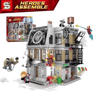 bộ đồ chơi lego siêu anh hùng