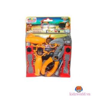 Bộ đồ nghề sửa xe đồ chơi