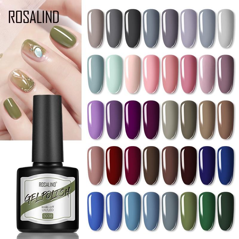 Gel sơn móng tay Rosalind tạo hiệu ứng bón