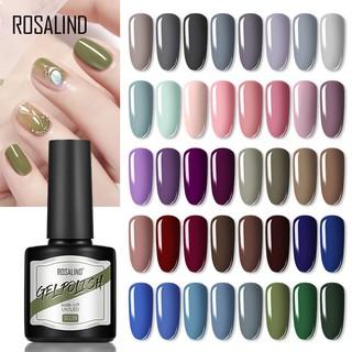 Gel sơn móng tay Rosalind tạo hiệu ứng bóng 8ml thumbnail