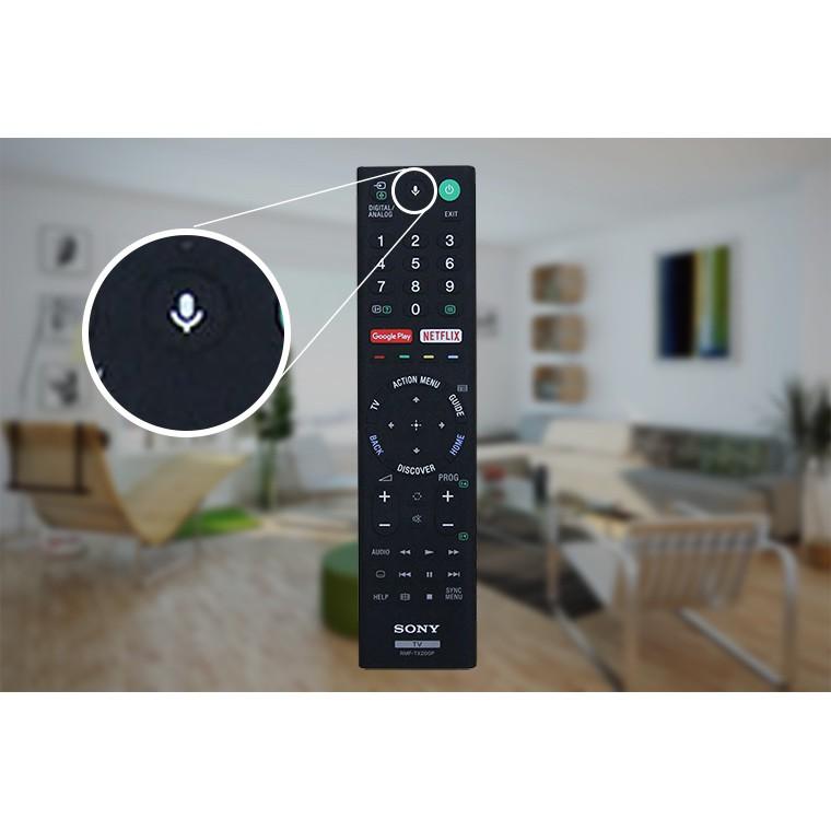 Điều khiển tivi sony bằng giọng nói - Dành cho tivi smart Andoid hàng bóc máy 99%
