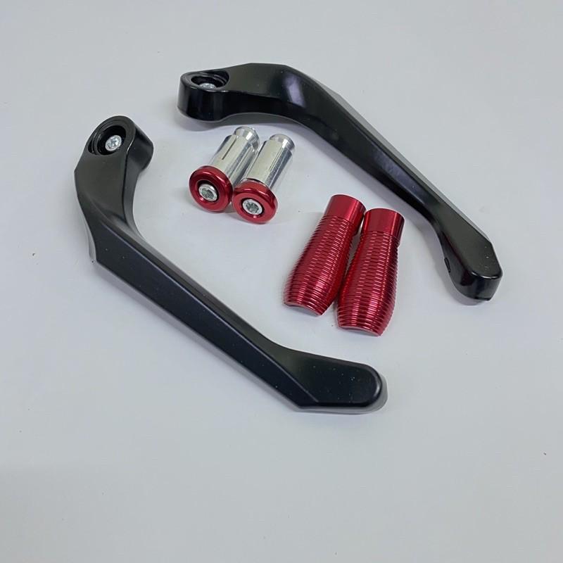 [Giá 1 đôi] Gù bảo vệ tay thắng nhôm CNC.Gắn thông dụng các dòng xe