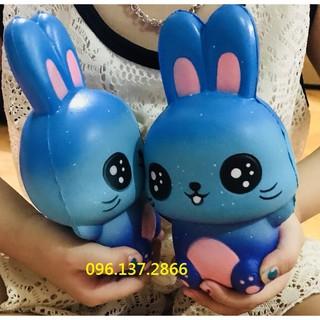 đồ chơi squishy thỏ sao dễ thương cho bé (giahan2014)