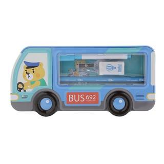 Hộp đựng viết Truck Toy 692 2 tầng 5 in 1 cho bé (màu ngẫu nhiên)