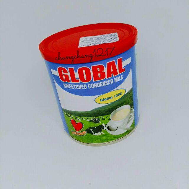 Sữa Đặc Lon Global Malay Malaysia 1kg