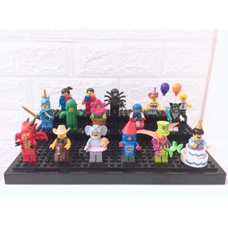 Pogo Minifigures Các nhân vật Seri 18