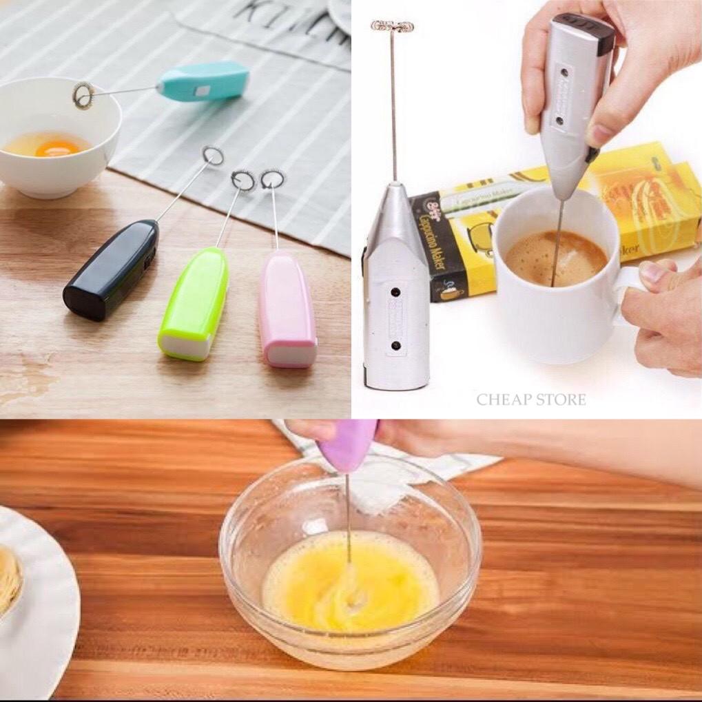 Máy đánh trứng mini tạo bọt cà phê, máy đánh trứng tạo bọt cà phê, dụng cụ đánh  trứng tạo bọt, máy đánh trứng