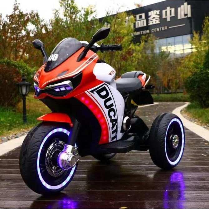 XE MOTO ĐIỆN TRẺ EM DUCATI 6188