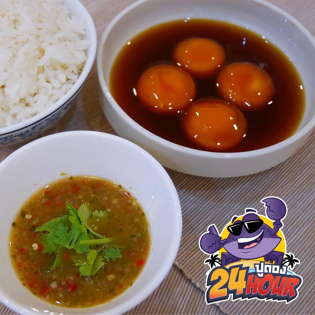 ไข่ดองซีอิ๋วญี่ปุ่น