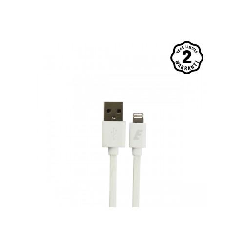 Cáp Lightning Energizer 2m màu trắng