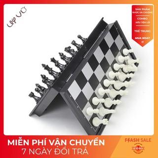 [BỔ RẺ] Bộ cờ vua quốc tế cỡ vừa rẻ vô địch
