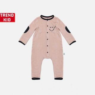 Sleepsuit cho bé trai bé gái từ 5 đến 19kg màu hồng BABYWANT thumbnail
