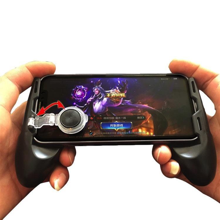 GamePad Tay Cầm Chơi Game Mẫu Mới Có Nút Bấm - Chống mỏi tay khi sử dụng