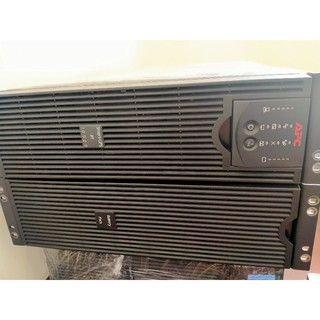 Bộ lưu điện UPS APC SURT10000XLI 230vac 10KVA/8KW – Like New