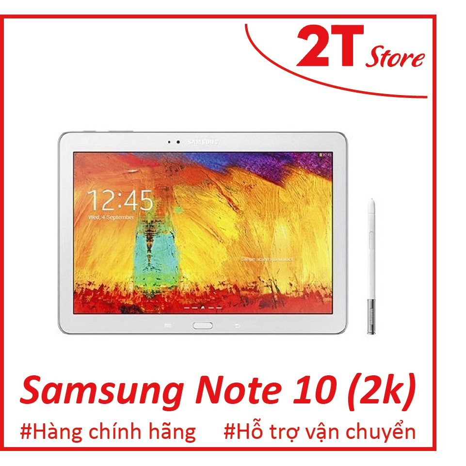 Máy tính bảng Samsung Note 10.1 (2K) kèm bút Wifi+3G