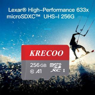 Thẻ nhớ SD MicroSD KRO Ultra A1 32GB /64GB /128GB 95MB/s + Đầu đọc