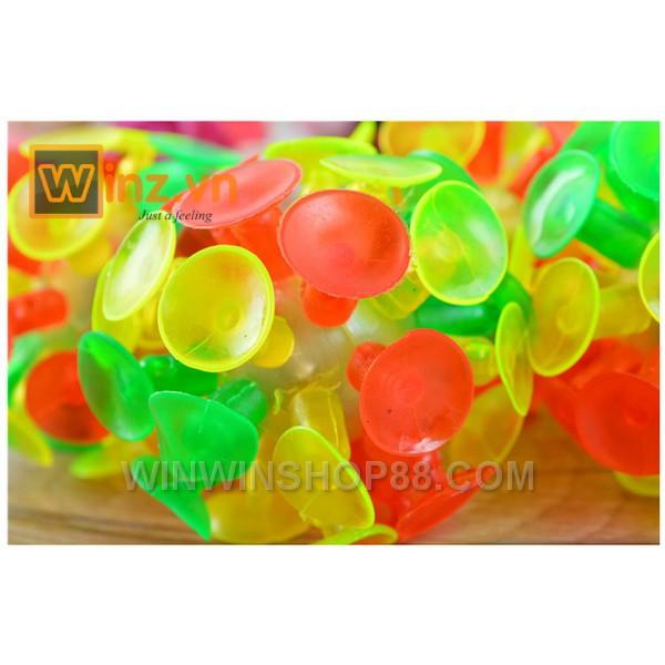 Bộ 5 bóng ném dính - Sticky Ball - Muasamhot1208