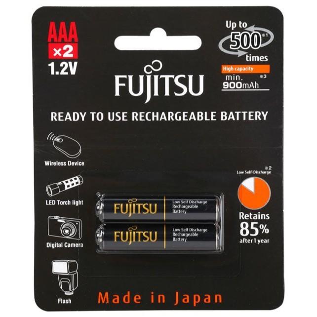 Pin sạc Fujitsu HR-4UTHCEX(2B) AAA 900mAh