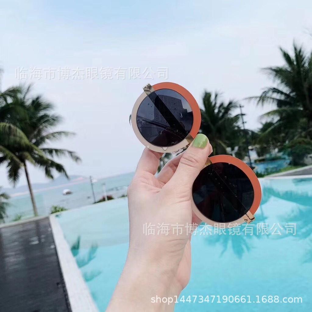 mắt kính cho bé phong cách new 2021